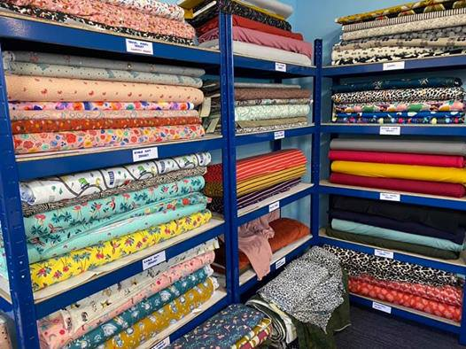 Dressmaking fabrics and patterns