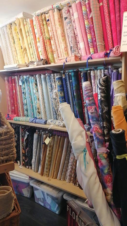 Dressmaking fabrics in Cheltenham