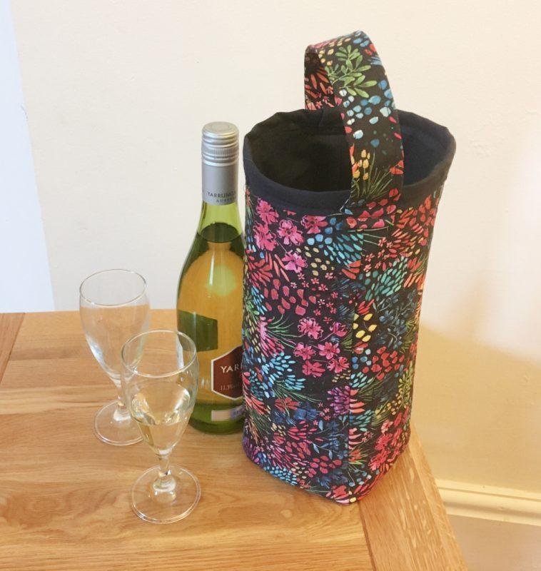 Sew a bottle bag
