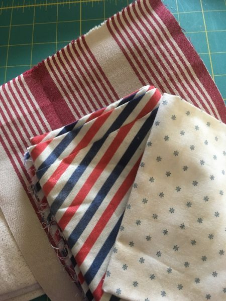 Fabrics for making lavender bags