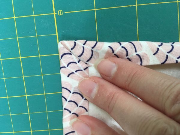 how to sew the perfect corners on quilts