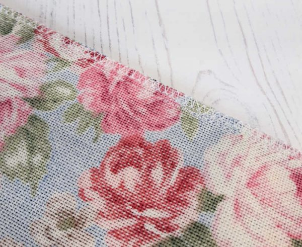 How to overlock fabric on your sewing machine