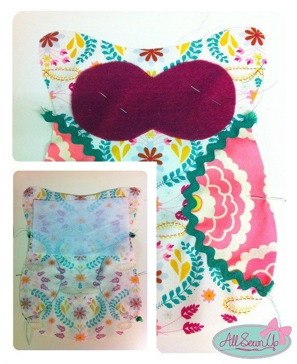 How to sew cushions