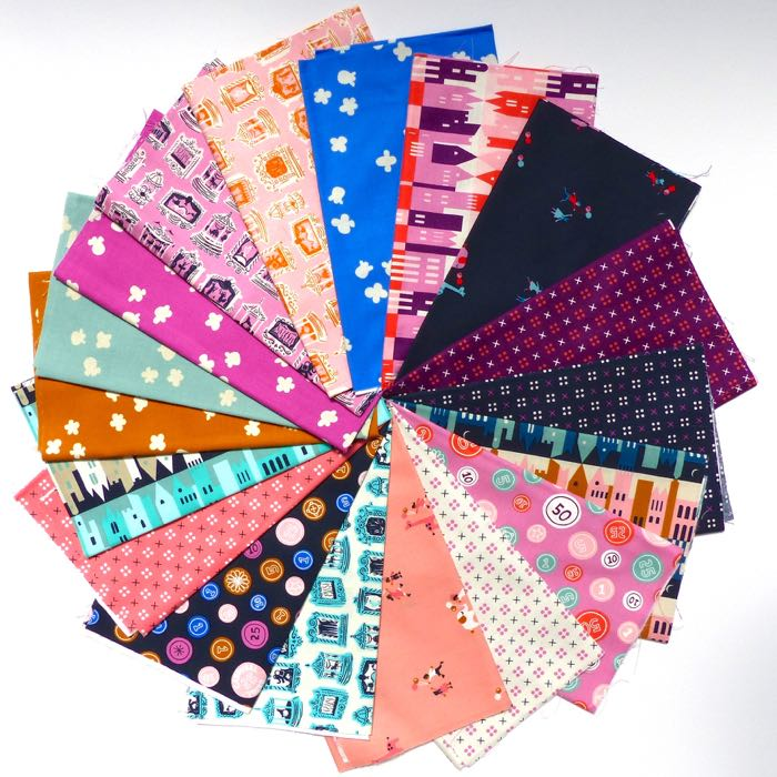 How to choose the right fabric palette for your quilt
