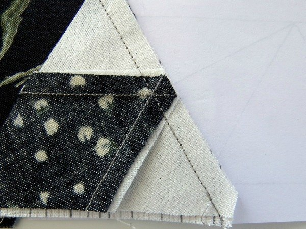 Intermediate quilting skills