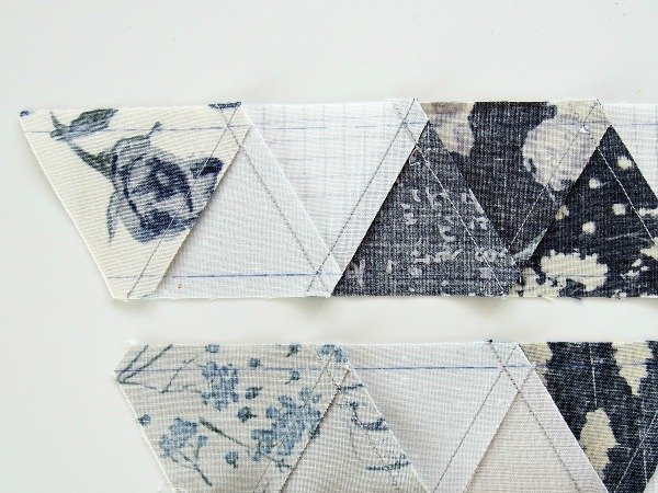 Tips for mini patchwork