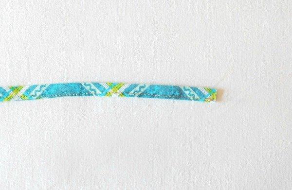 Sew a bag loop handle