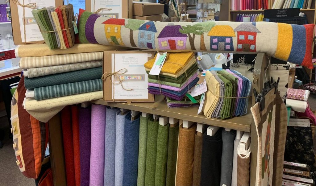 Online quilt supply store UK