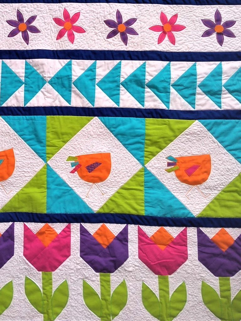 Learn to quilt online