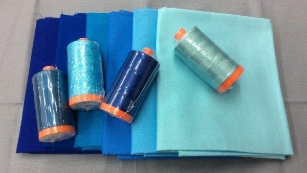 Sew Hot fabric clubs