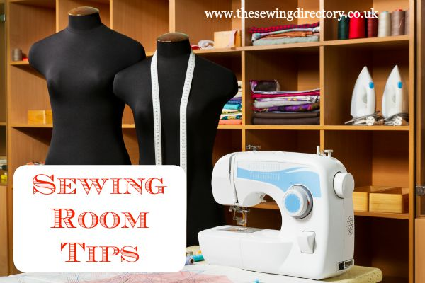 Sewing room tips