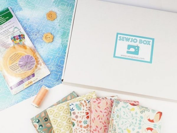 Fabric subscription boxes