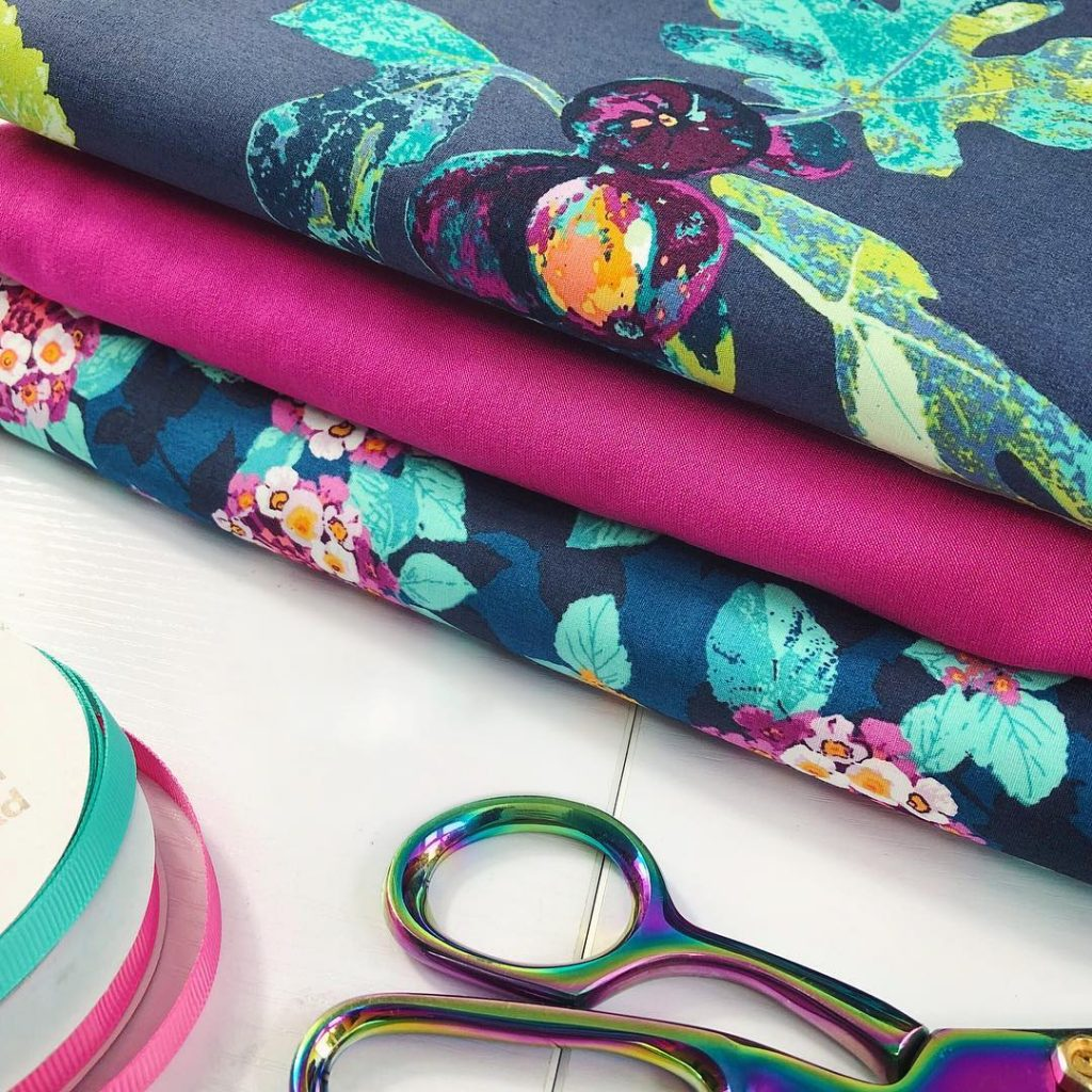 Dressmaking fabrics available to buy online