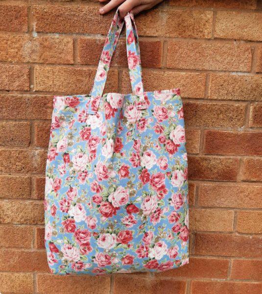 Free grocery bag pattern