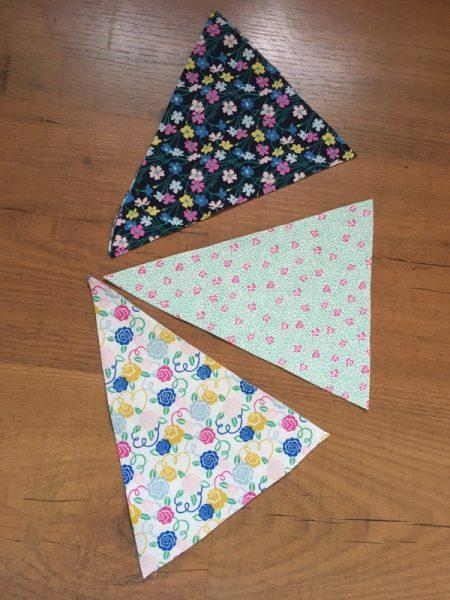 Free bunting template UK