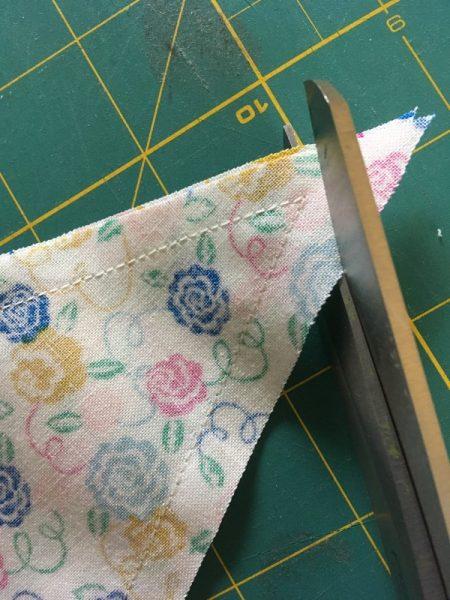 Free bunting tutorial