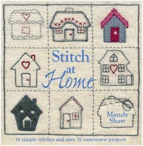 Stitch at Home book