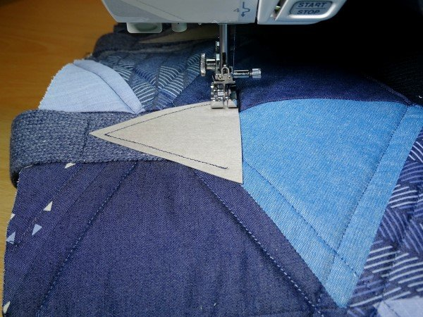 Sewing with Kraftex