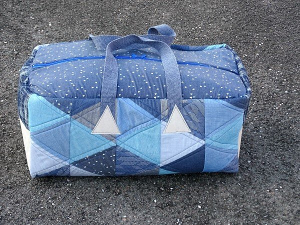 How to make a weekender bag