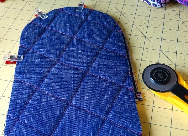 Sew accessories for the kithcen