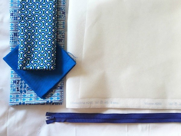 How to sew a washbag