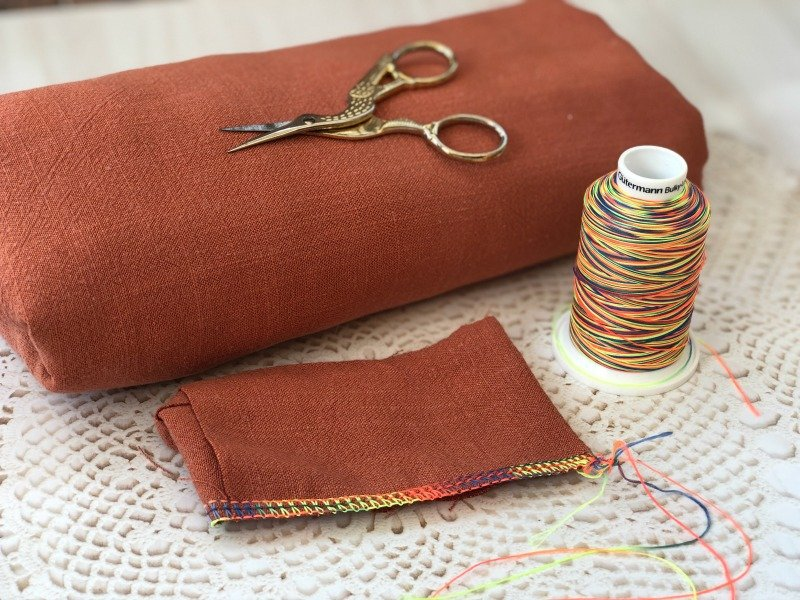 Modelo Viscose linen fabric review