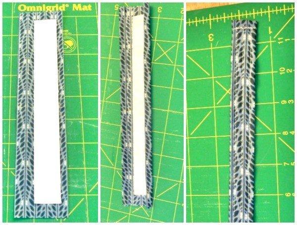 Sew a bag handle