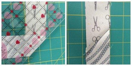 Sew a book wrap