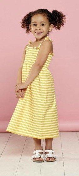 How to make a shirred dress