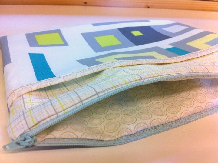 How to sew a fabric case for your ipad