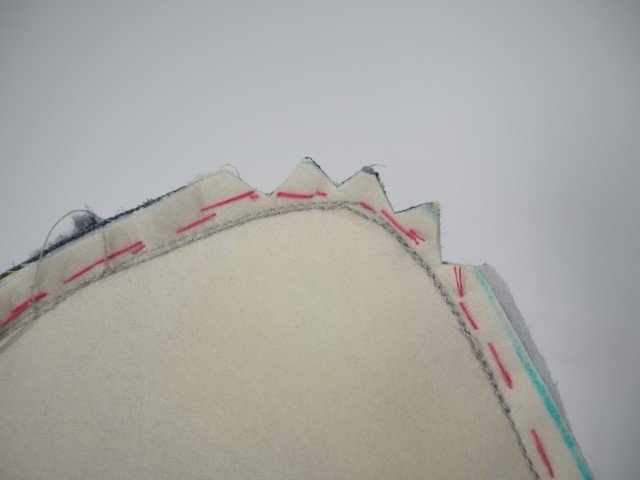 Sew a carrier bag