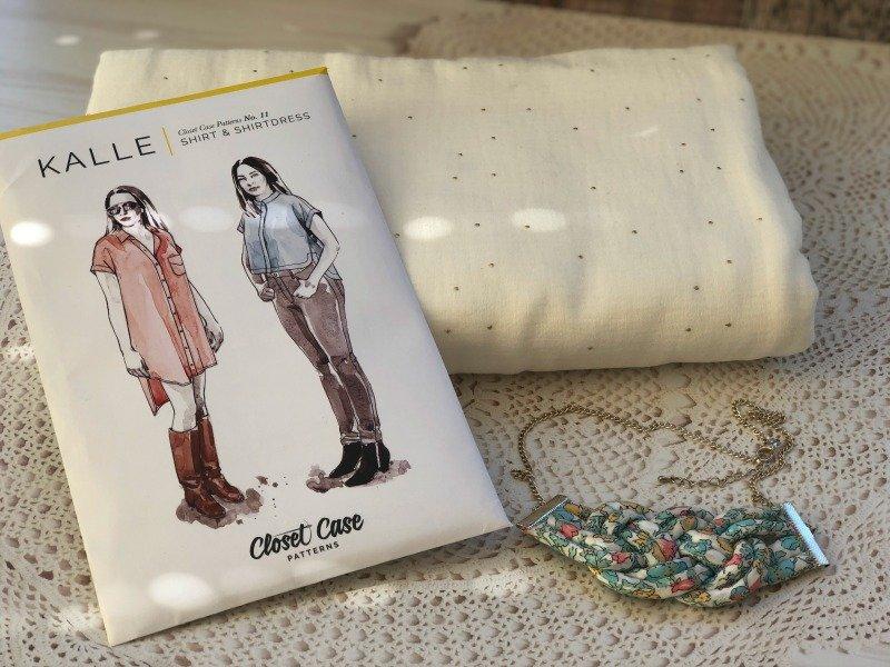 Kalle shirt pattern review