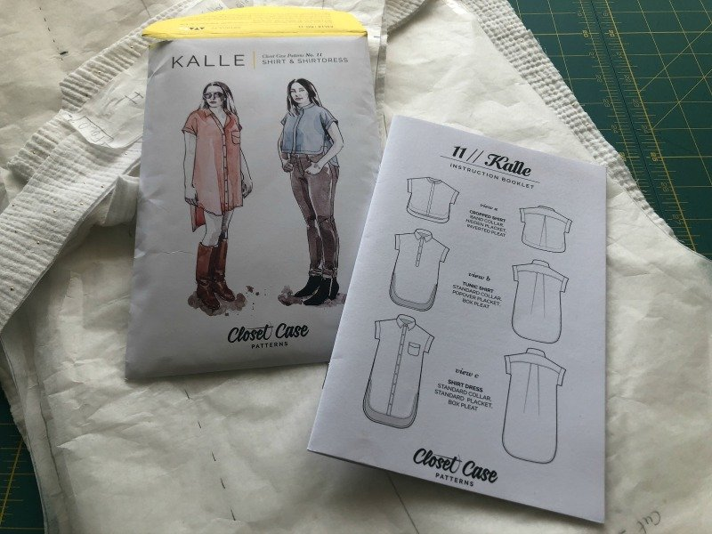 Sewing pattern reviews