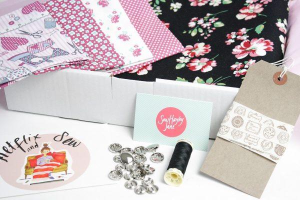 Dressmaking subscription box