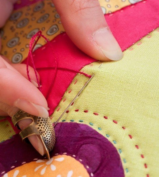 Beginner's guide to hand quilting