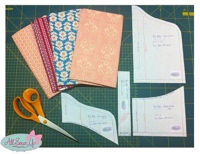 Sew a simple peg bag