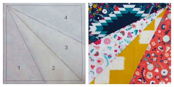 Beginner's quilting series