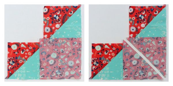 Free quilt block patterns from The Sewing Directory