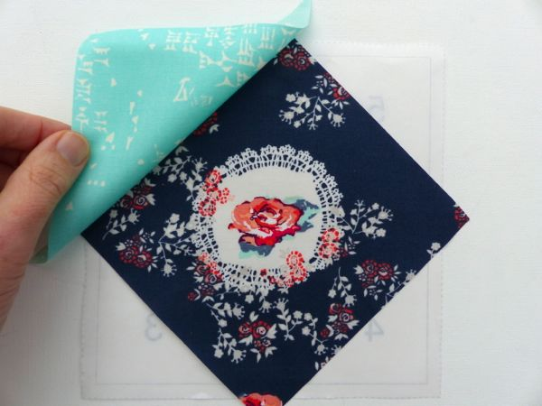 Introduction to foundation paper piecing
