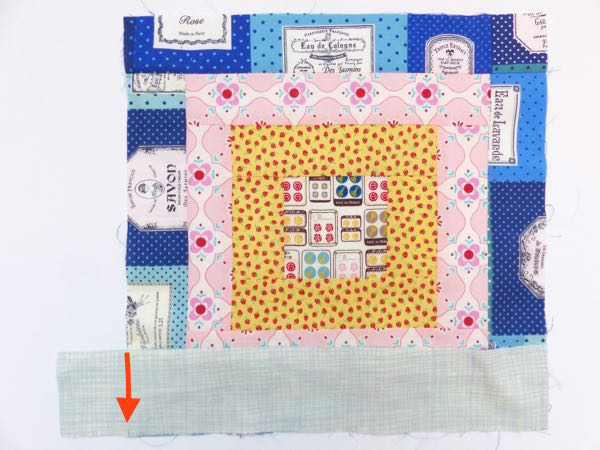Beginner's guide to sashing a quilt