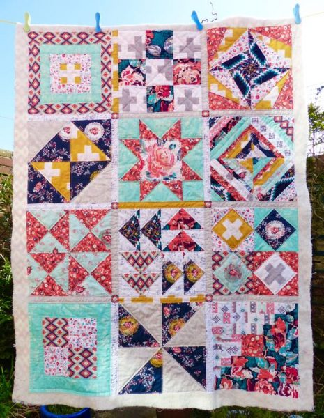 Tips for straight line quilting