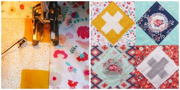 How to use a walking foot to quilt