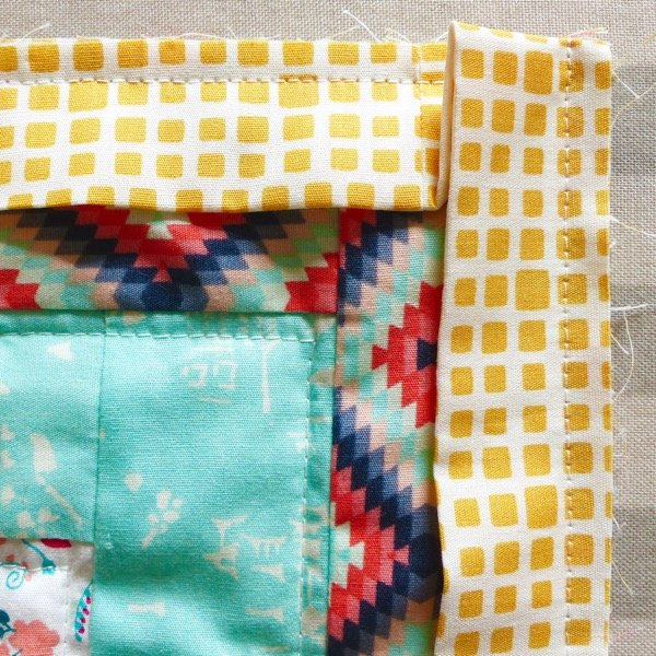 How to add binding to a quilt