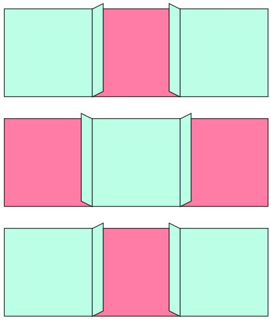 Simple quilt blocks for beginners