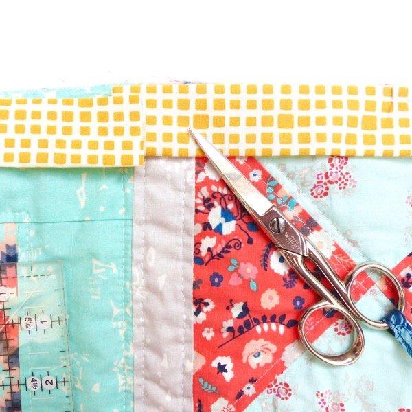 In depth quilt binding tutorial