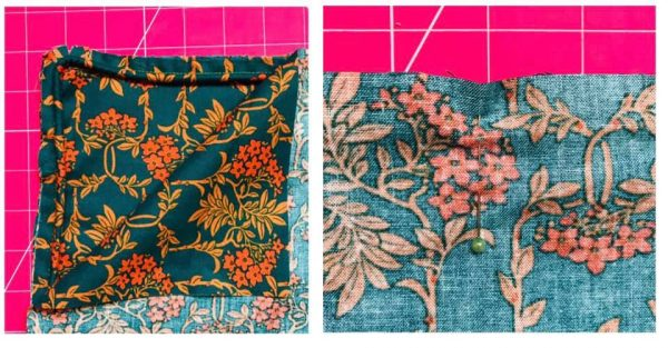 Sew with piping