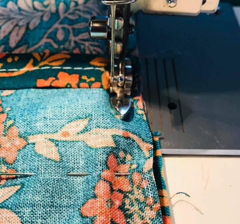 Cushion and bag sewing tips