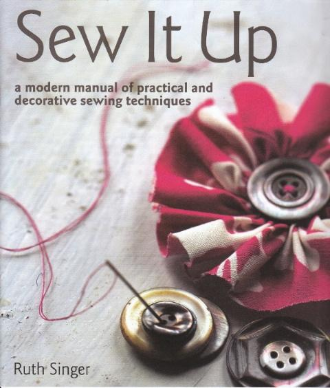Ruth Singer sewing book