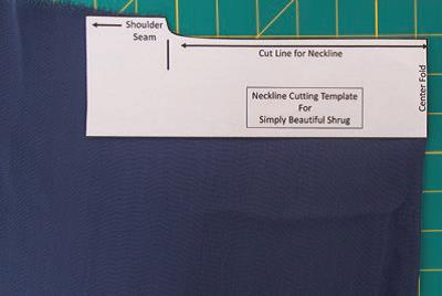 Simple projects for the serger