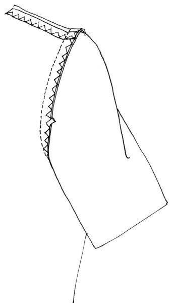 Set-in sleeve tutorial